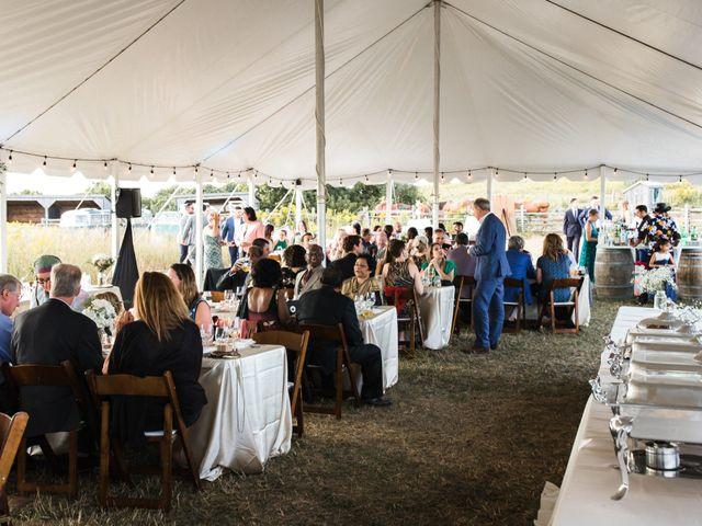 Romelo and Ali's wedding in Bethany, Ontario 45