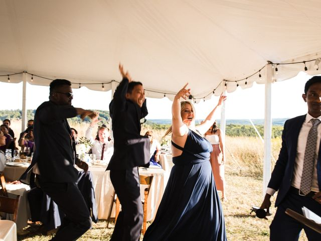Romelo and Ali's wedding in Bethany, Ontario 46