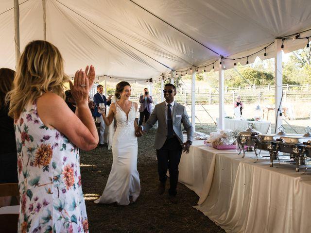 Romelo and Ali's wedding in Bethany, Ontario 48