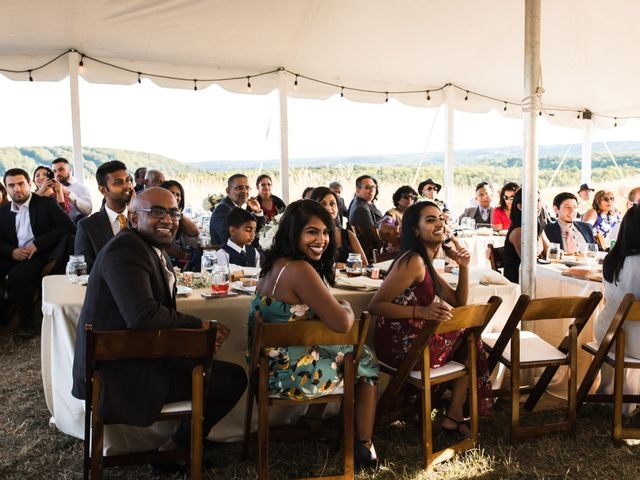Romelo and Ali's wedding in Bethany, Ontario 50