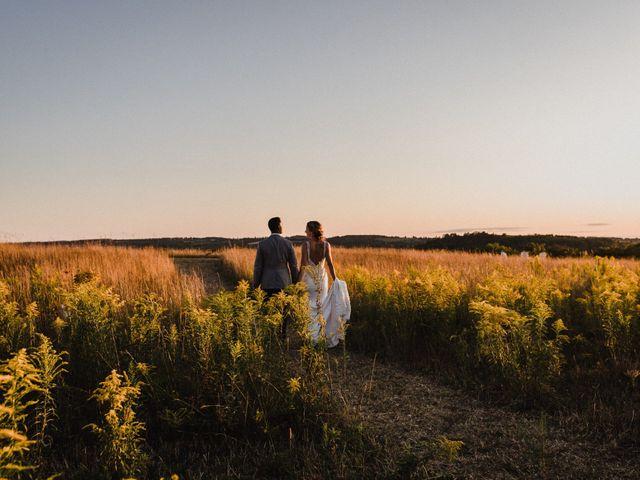 Romelo and Ali's wedding in Bethany, Ontario 52