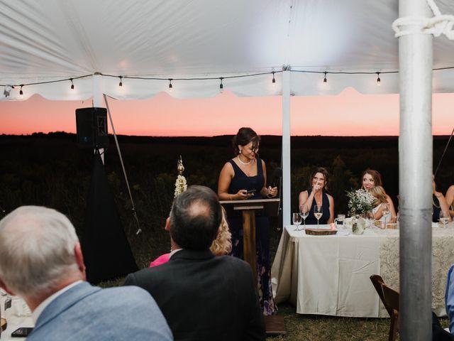 Romelo and Ali's wedding in Bethany, Ontario 54