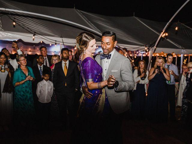 Romelo and Ali's wedding in Bethany, Ontario 58