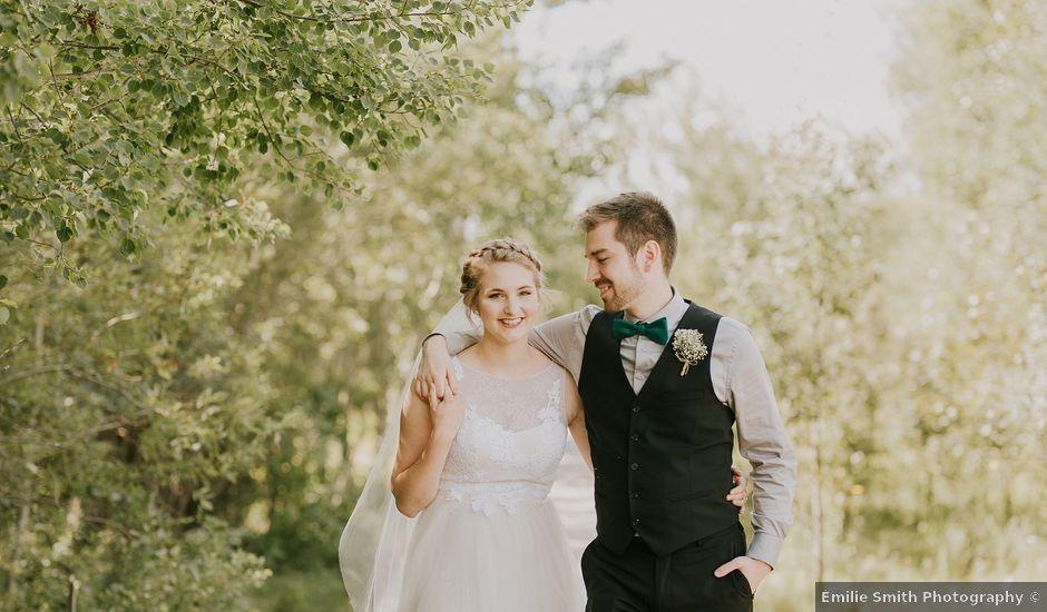 Steve And Erin's Wedding In Spruce Grove, Alberta