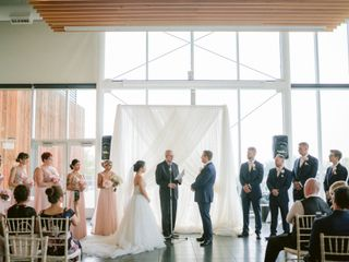 The wedding of Mikee and Tyler 1