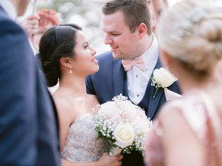 The wedding of Mikee and Tyler