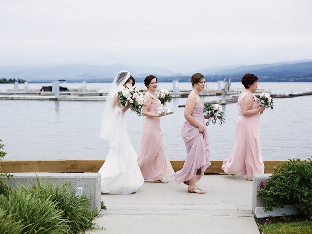 Justin and Heather's wedding in West Kelowna, British Columbia 9