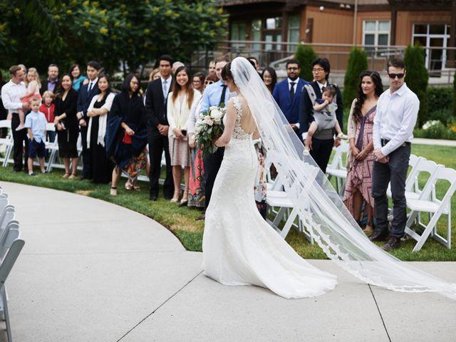 Justin and Heather's wedding in West Kelowna, British Columbia 13