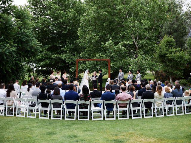 Justin and Heather's wedding in West Kelowna, British Columbia 14