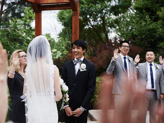 Justin and Heather's wedding in West Kelowna, British Columbia 15