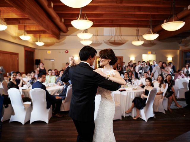 Justin and Heather's wedding in West Kelowna, British Columbia 2