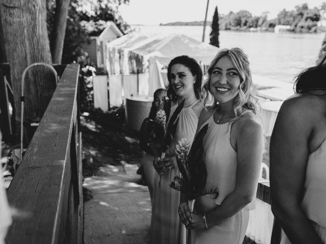 Kyle and Serena's wedding in Roseneath, Ontario 28