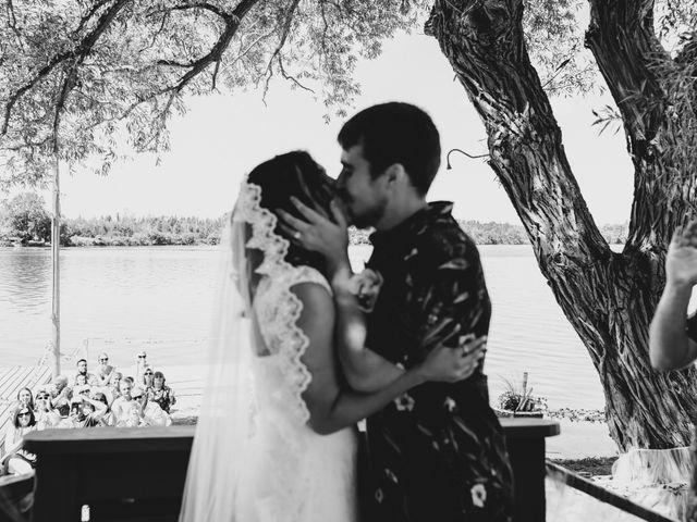 Kyle and Serena's wedding in Roseneath, Ontario 31