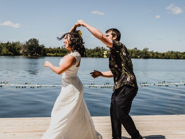 Kyle and Serena's wedding in Roseneath, Ontario 35