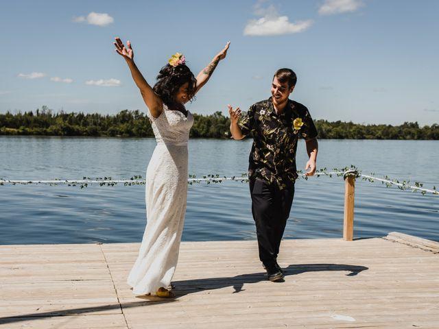 Kyle and Serena's wedding in Roseneath, Ontario 37