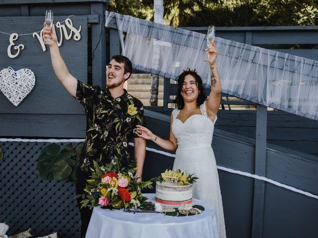 Kyle and Serena's wedding in Roseneath, Ontario 41