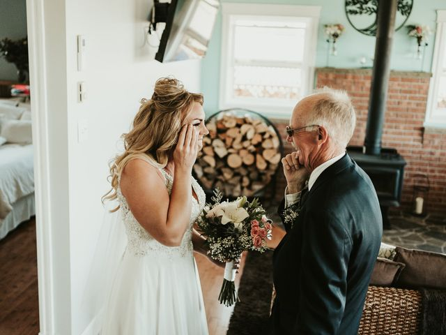 Patrick and Erica's wedding in River John, Nova Scotia 34