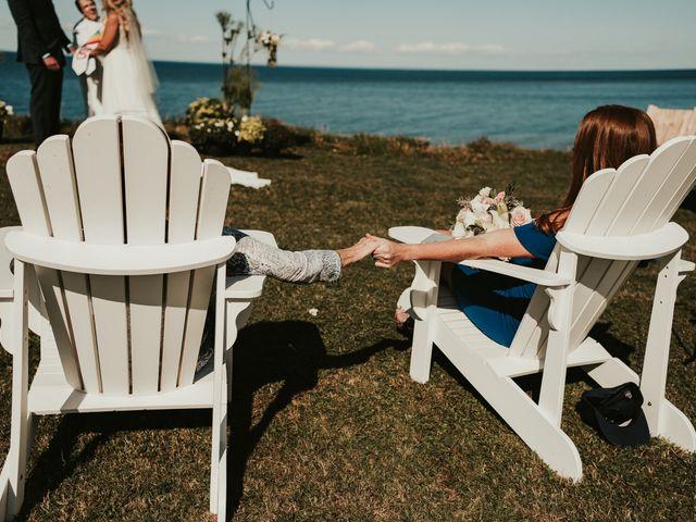 Patrick and Erica's wedding in River John, Nova Scotia 62