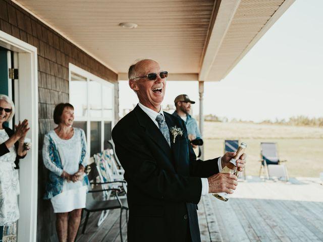 Patrick and Erica's wedding in River John, Nova Scotia 85