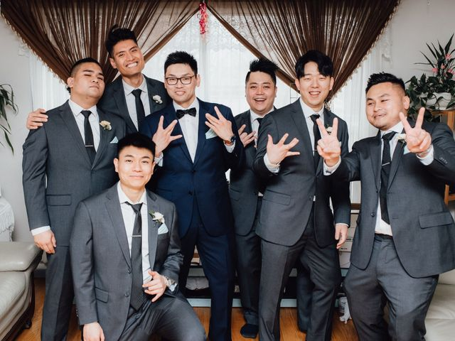 Tony and Michelle's wedding in Vaughan, Ontario 5