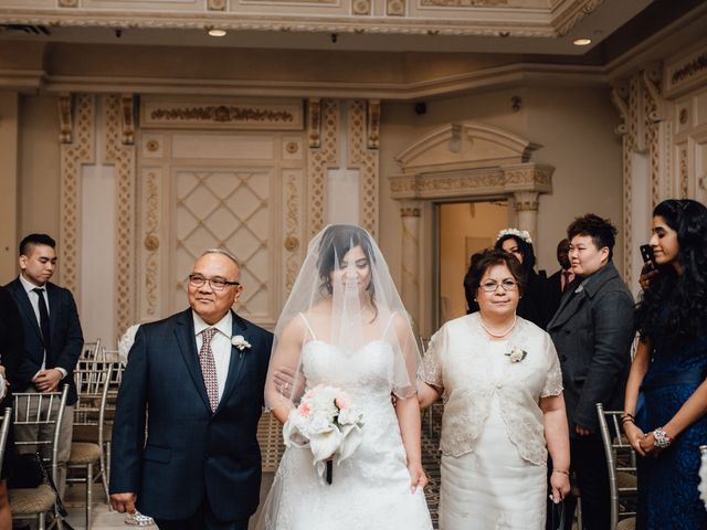 Tony and Michelle's wedding in Vaughan, Ontario 13