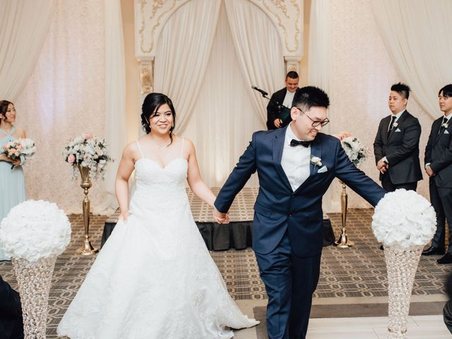 Tony and Michelle's wedding in Vaughan, Ontario 1