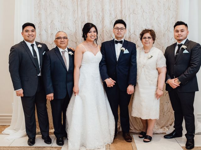 Tony and Michelle's wedding in Vaughan, Ontario 19