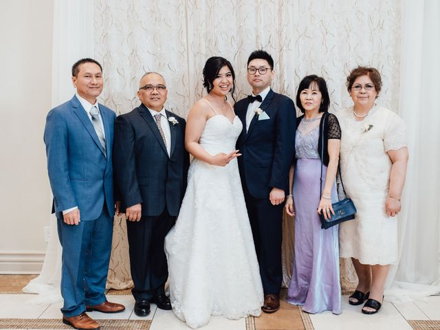Tony and Michelle's wedding in Vaughan, Ontario 21