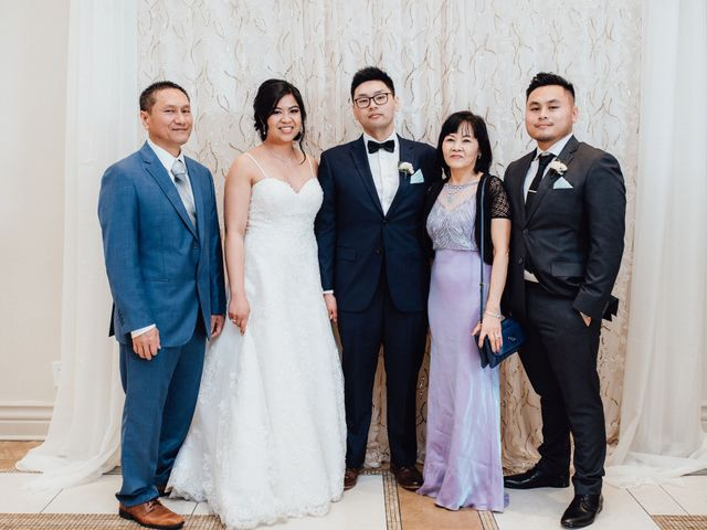 Tony and Michelle's wedding in Vaughan, Ontario 22