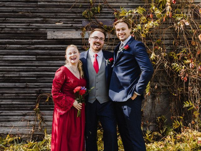 Jean Luc and Alex's wedding in Lindsay, Ontario 16
