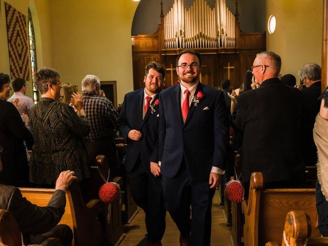 Jean Luc and Alex's wedding in Lindsay, Ontario 29