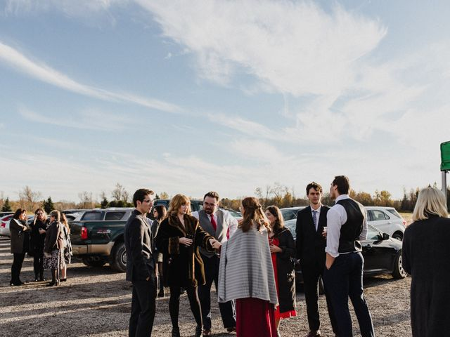 Jean Luc and Alex's wedding in Lindsay, Ontario 40