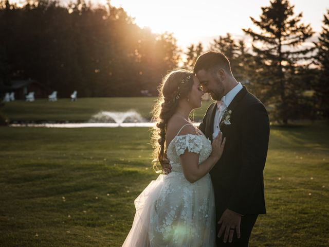 Jeremy and Shayla's wedding in Ponoka, Alberta 16