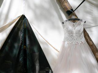 The wedding of Cori and Aaron 1