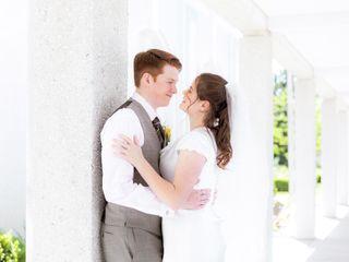 The wedding of Katherine and Adam
