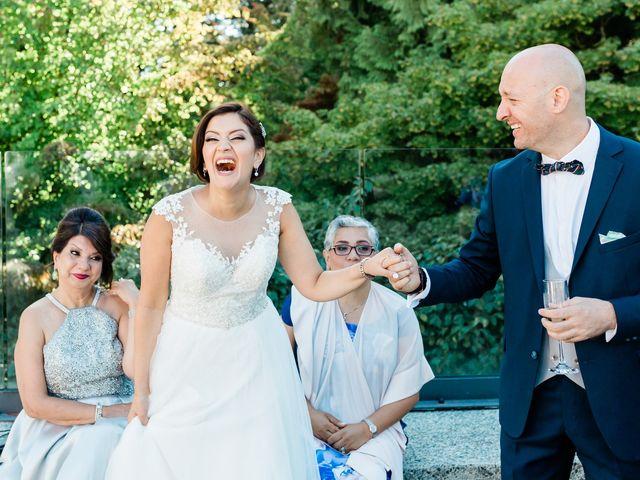 Amir and Rita's wedding in Vancouver, British Columbia 3