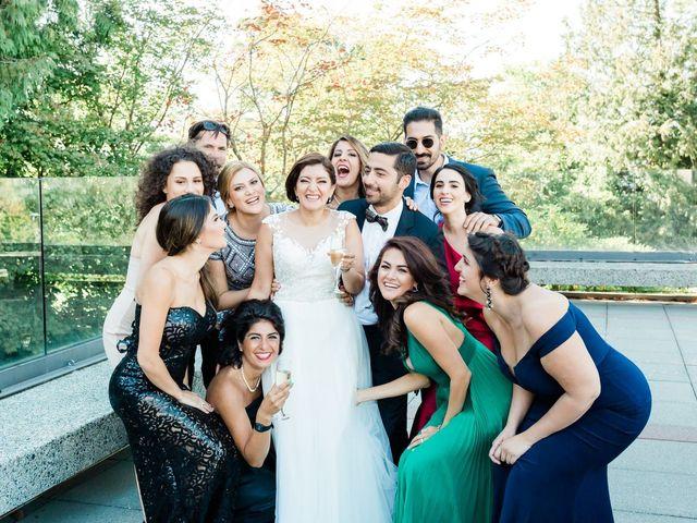 Amir and Rita's wedding in Vancouver, British Columbia 4