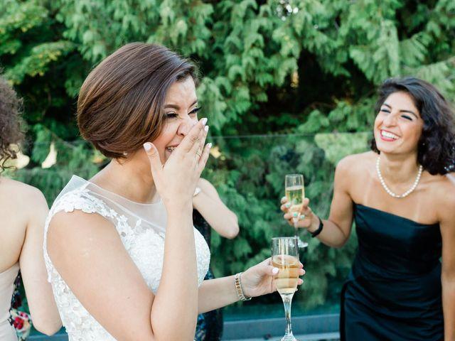 Amir and Rita's wedding in Vancouver, British Columbia 5