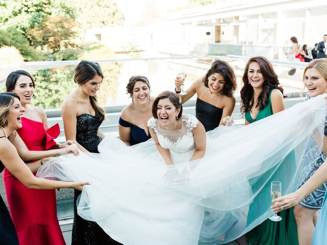 Amir and Rita's wedding in Vancouver, British Columbia 6
