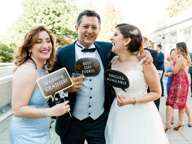Amir and Rita's wedding in Vancouver, British Columbia 7