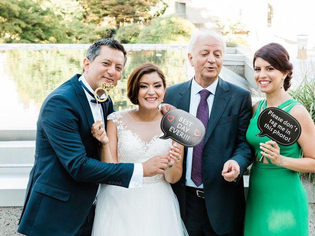 Amir and Rita's wedding in Vancouver, British Columbia 8