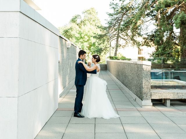 Amir and Rita's wedding in Vancouver, British Columbia 14