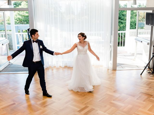 Amir and Rita's wedding in Vancouver, British Columbia 15
