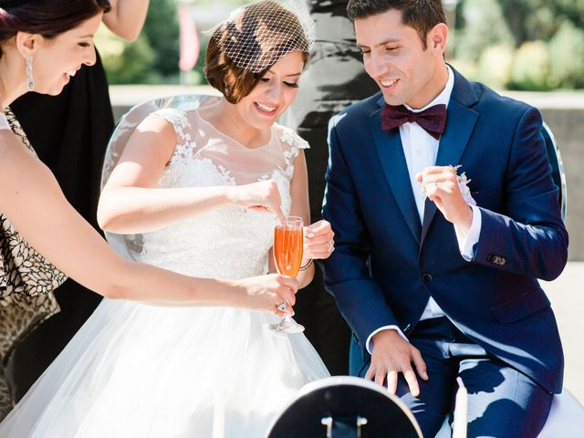 Amir and Rita's wedding in Vancouver, British Columbia 29