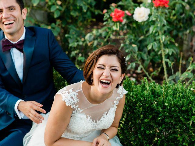 Amir and Rita's wedding in Vancouver, British Columbia 1