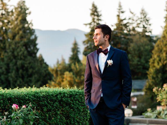 Amir and Rita's wedding in Vancouver, British Columbia 34
