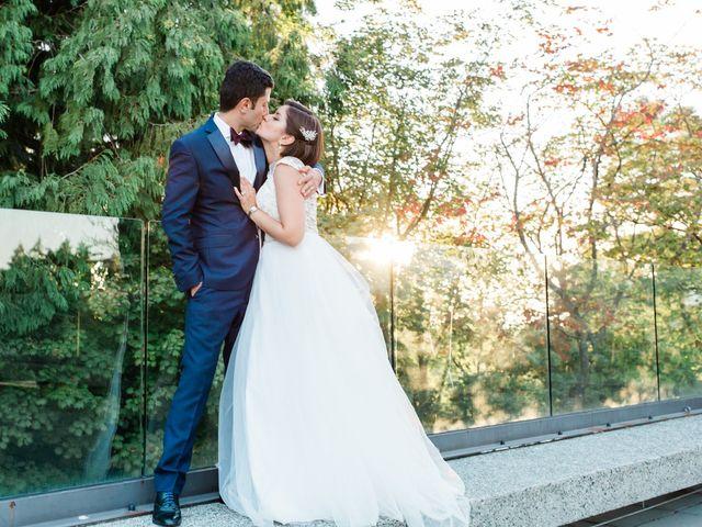 Amir and Rita's wedding in Vancouver, British Columbia 90