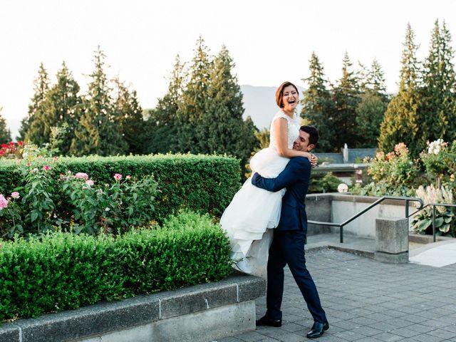 Amir and Rita's wedding in Vancouver, British Columbia 97