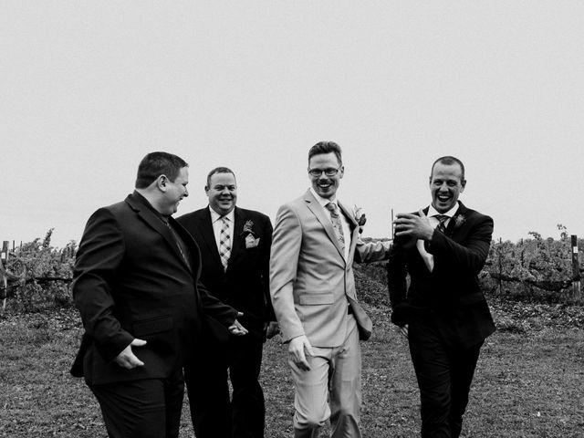 Travis and Deborah's wedding in Prince Edward County, Ontario 9