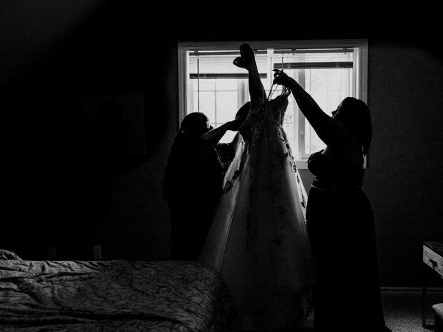 Travis and Deborah's wedding in Prince Edward County, Ontario 10